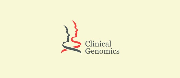 dna logo clinical genomics