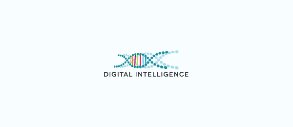 dna logo digital intelligence
