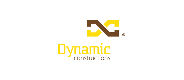 dna logo dynamic construction