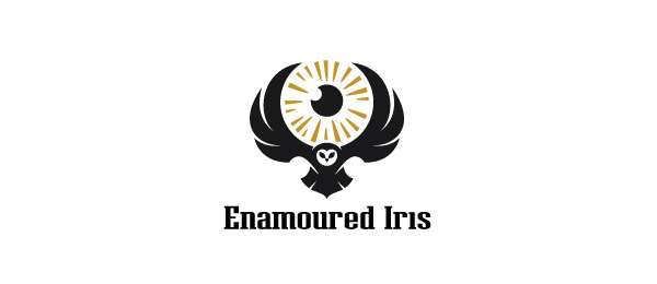 enamoured iris