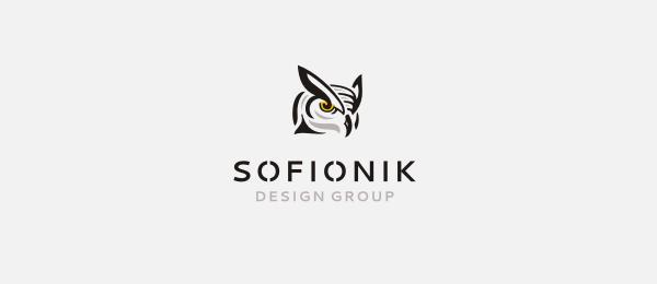 owl logo sofionik