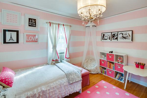 Bedroom Parisian Bedroom Decor: 50 Cool Teenage Girl Bedroom Ideas Of Design