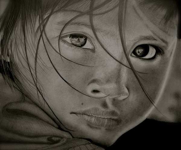 50 Amazing Pencil Drawings - Hative