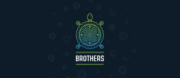 turtle logo brothers