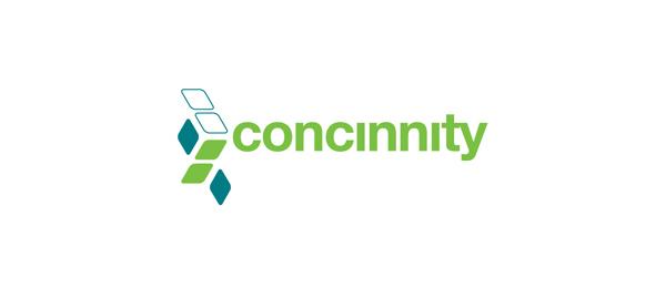 3d logo concinnity