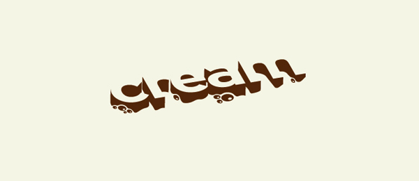 3d logo cream