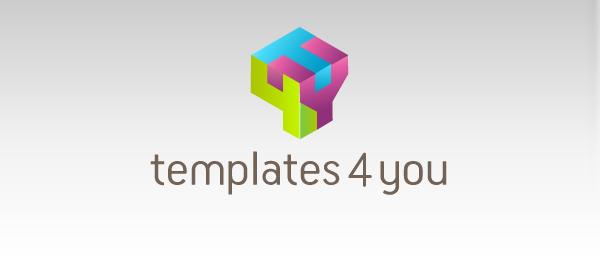 3d logo design templates4you