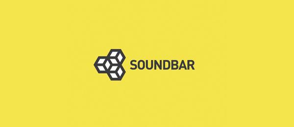 3d logo soundbar