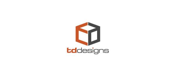 3d logo td designs
