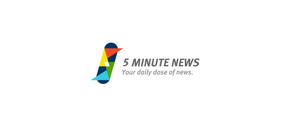 5 minute news logo