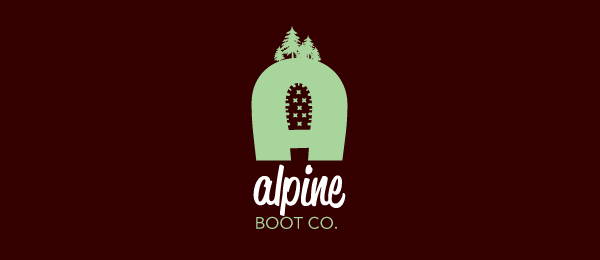 alpine boot company logo