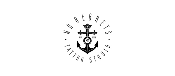 anchor logo no regrets