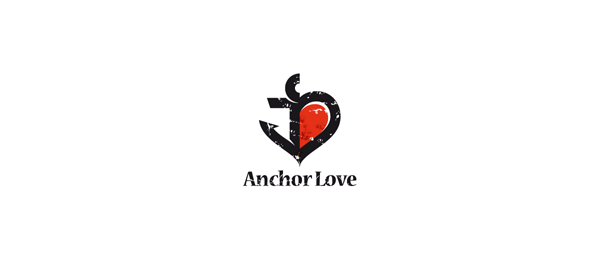 anchor love logo