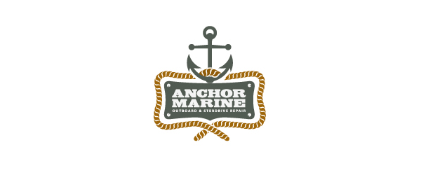 anchor marine logo