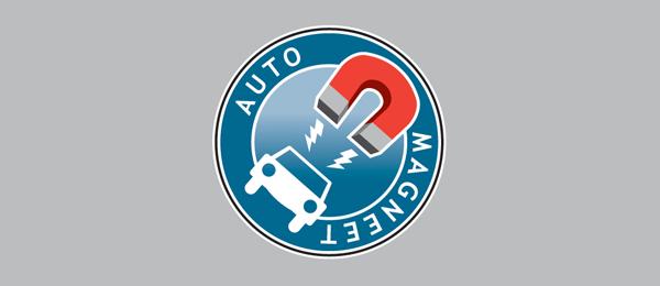 auto magneet logo 51