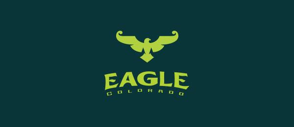 bird logo eagle colorado
