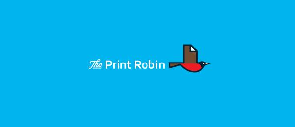 bird logo printing company
