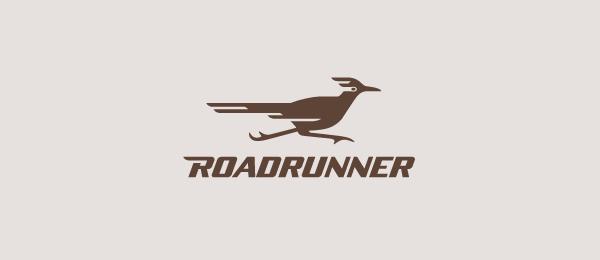 bird logo road runner