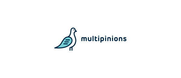 bird logo speech bubble