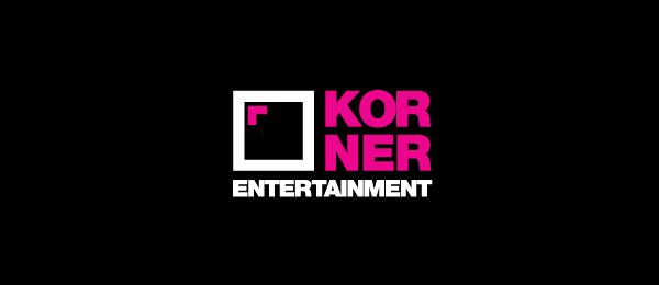 black computer monitor logo 22