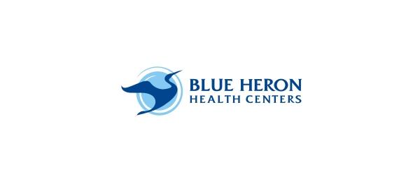 blue bird logo health center