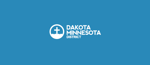 blue church logo dakota minnesota 37