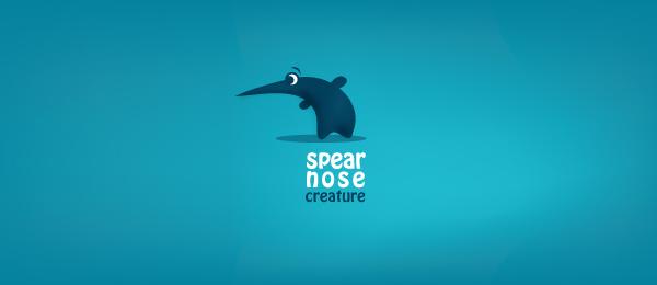 50 creative blue logos for inspiration hative for Blue fish dental