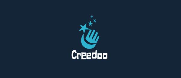 blue moon logo creedoo