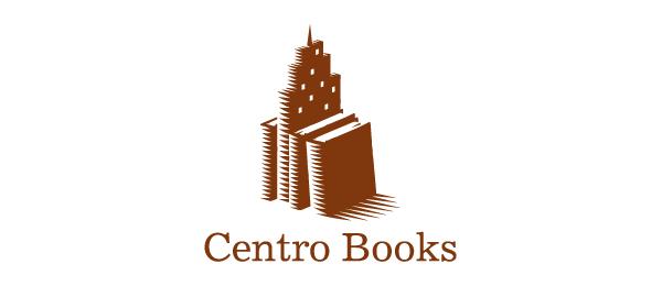 50+ creative book logo designs for inspiration - hative