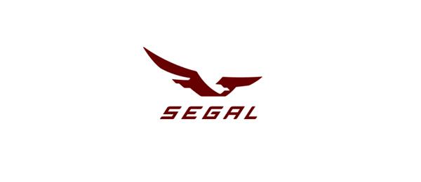 brown eagle logo segal 33