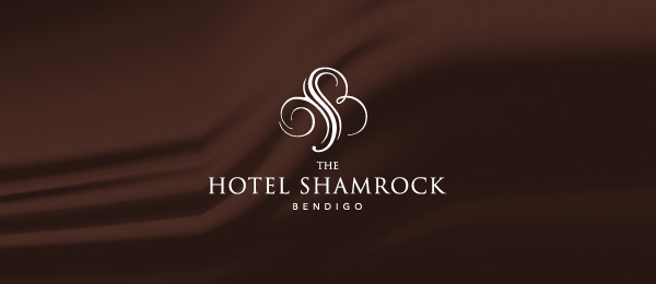 brown hotel logo shamrock 36