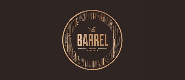 brown logo barrel 50