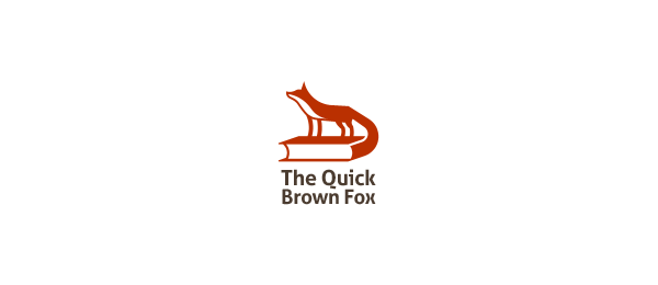 brown logo brown fox 32