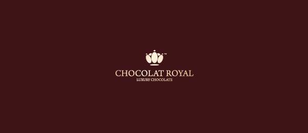 brown logo chocolat royal 11