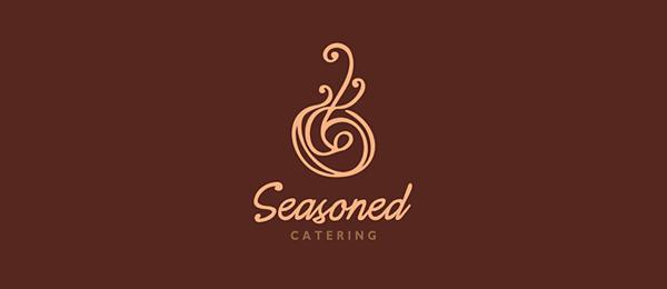 brown logo seasoned catering 25