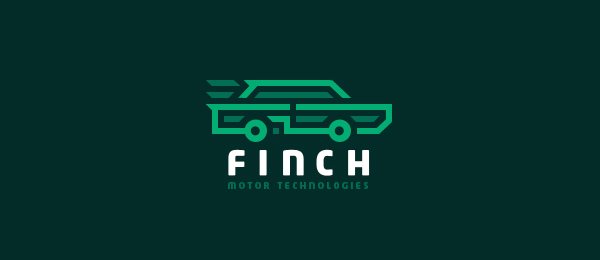 car logo finch motor tech 1