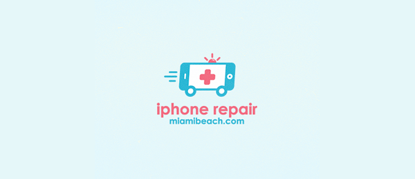 car logo iphone repair 3