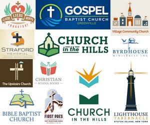 50+ Creative Church Logo Designs for Inspiration - Hative