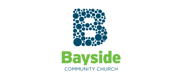community church logo letter b 24