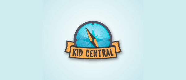 compass logo kid central