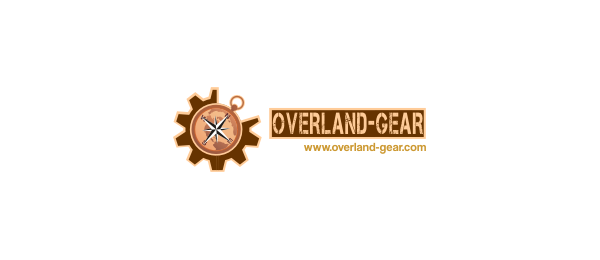 compass logo travelling overland
