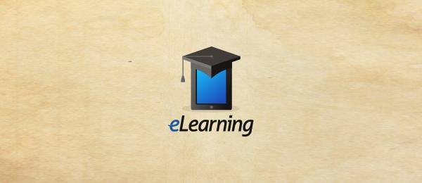 computer logo elearning 19