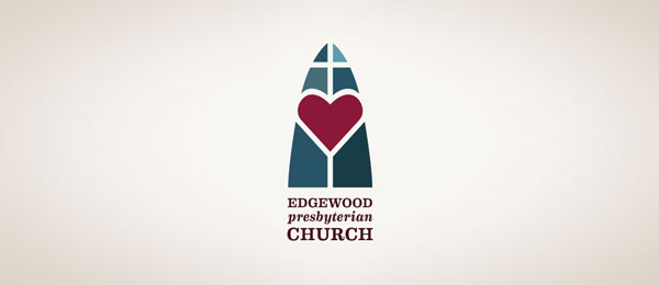cross heart church logo 25