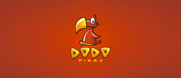 dodo pizza bird logo