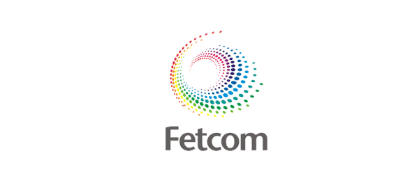 galaxy style spiral logo fetcom