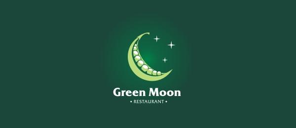 green moon logo