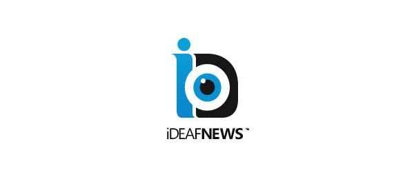 i deaf news logo
