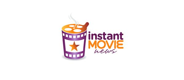 instant movie news logo