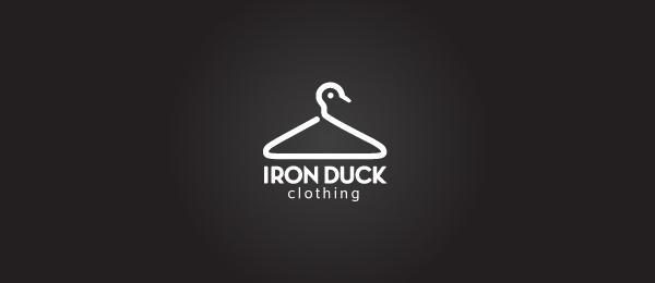 iron duck clothing logo