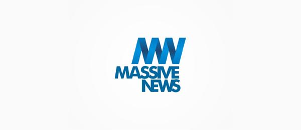massive news logo